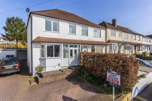 Thumbnail Semi-detached house for sale in Campbell Road, Caterham