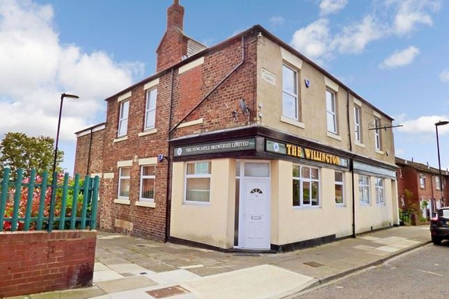 Thumbnail Land for sale in Willington Terrace, Wallsend