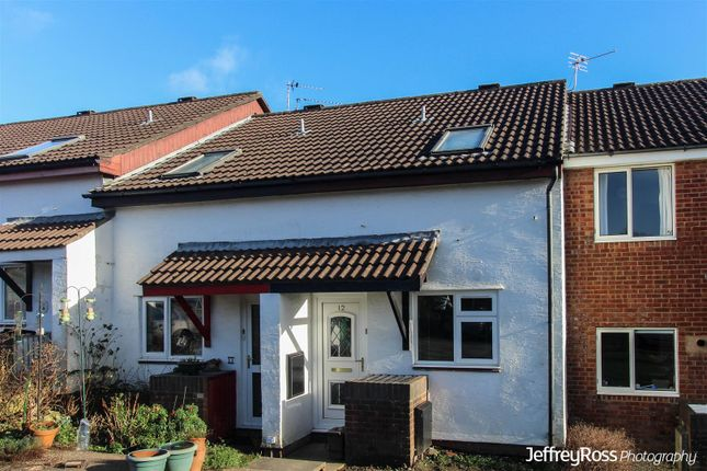 Thumbnail End terrace house to rent in Tintagel Close, Thornhill, Cardiff