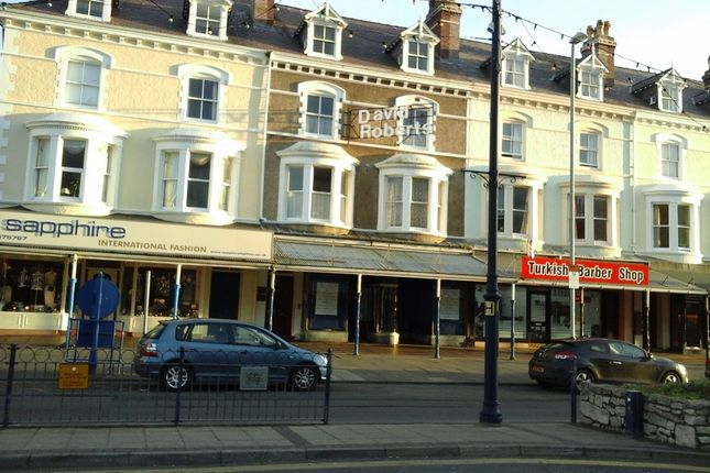 Thumbnail Retail premises for sale in 11 Gloddaeth Street, Llandudno