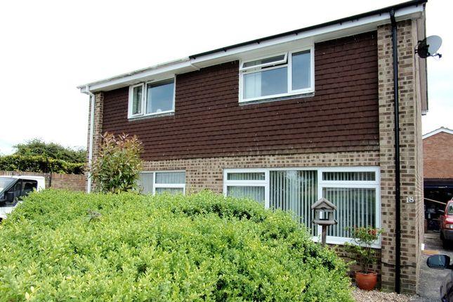 Thumbnail Semi-detached house to rent in Sint Niklaas Close, Abingdon