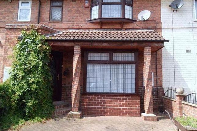 Thumbnail Terraced house to rent in Tenbury Crescent, Aspley, Nottingham