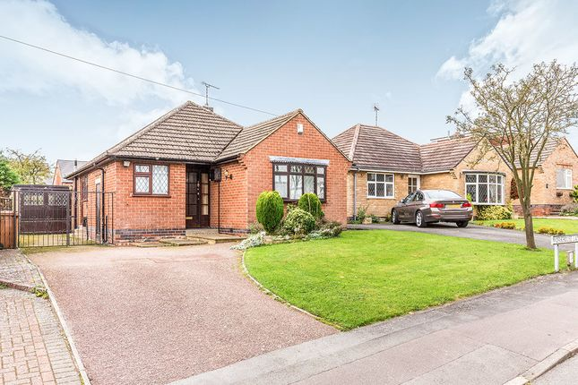 Thumbnail Bungalow for sale in Workhouse Lane, Burbage, Hinckley