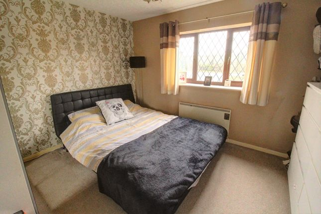 Master Bedroom of The Hedgerows, Nuneaton CV10