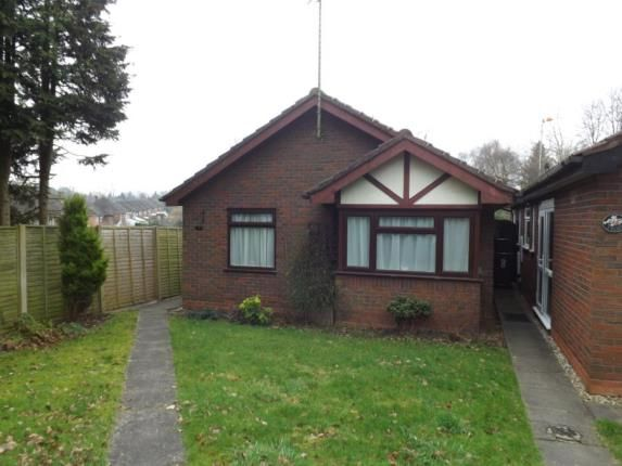 Thumbnail Bungalow for sale in Hunscote Close, Shirley, Solihull, West Midlands