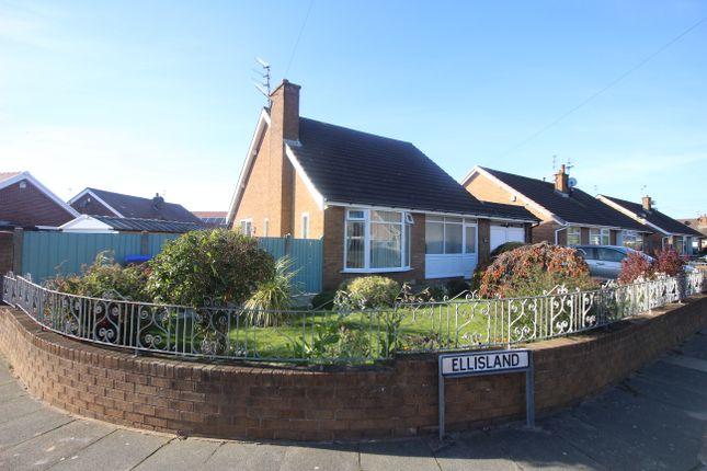 Thumbnail Detached bungalow for sale in Ellisland, Marton, Blackpool, Lancashire