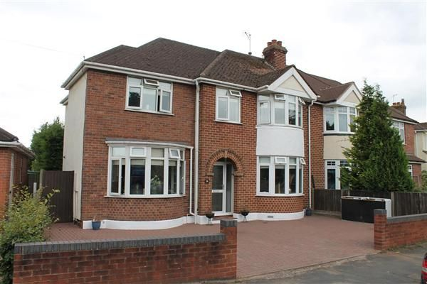 Thumbnail Semi-detached house for sale in Bilford Road, Worcester, Worcester