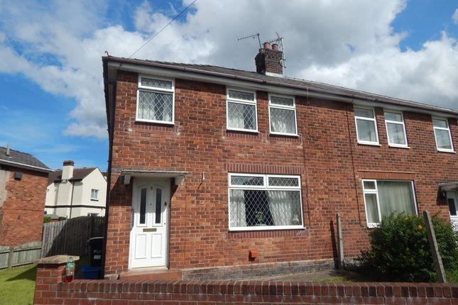 Thumbnail Semi-detached house for sale in Queens Avenue, Connah's Quay, Deeside