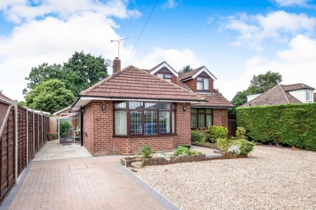 Thumbnail Bungalow for sale in Lightwater, Surrey, .