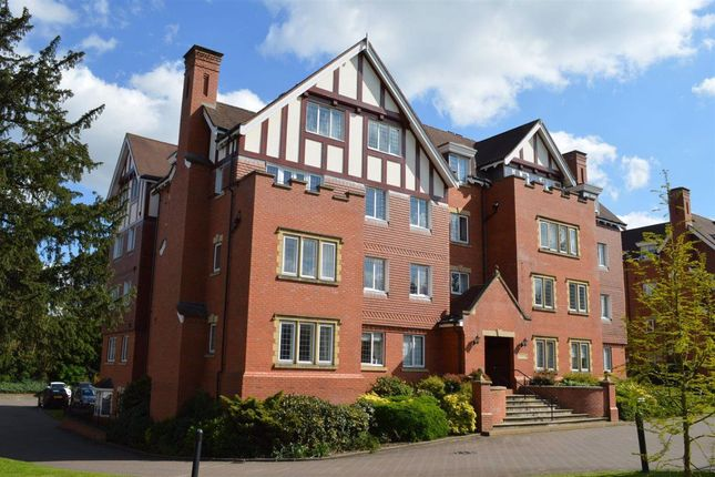 Thumbnail Flat to rent in Seymour House, Warwick Road, Coventry