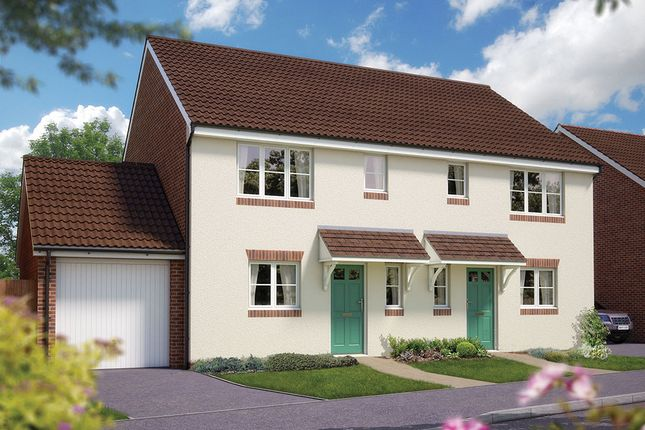 """Thumbnail Property for sale in """"The Southwold"""" at Chivenor, Barnstaple"""