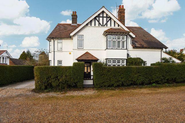 4 bed semi-detached house for sale in Sandle Road, Bishop's Stortford, Hertfordshire CM23