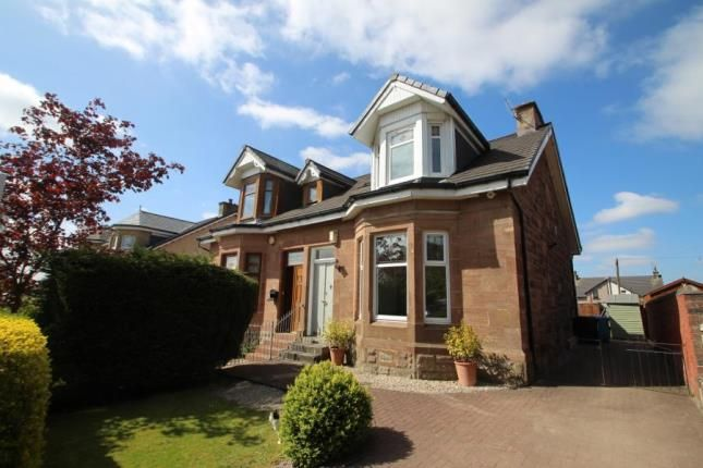 Thumbnail Semi-detached house for sale in Finlaystone Street, Coatbridge, North Lanarkshire