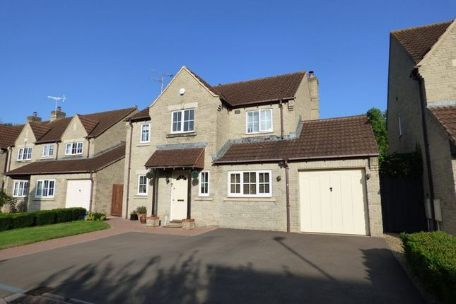 Thumbnail Detached house for sale in Stockdale Close, Hardwicke, Gloucester