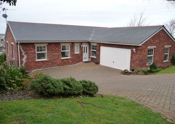 Thumbnail Detached house to rent in Mountwood House, The Crescent, Ramsey