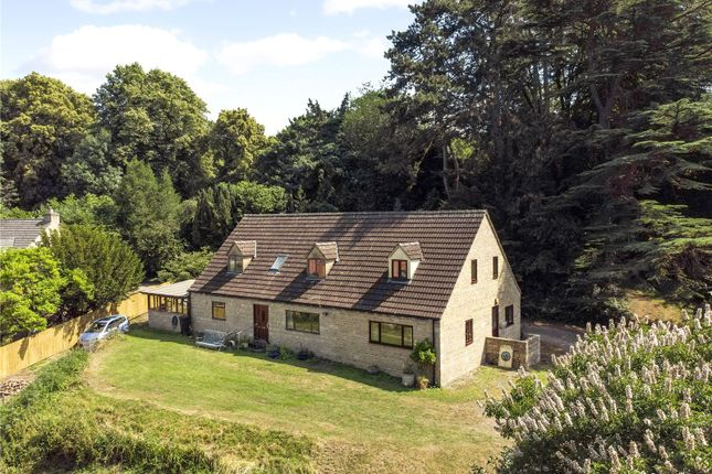 Thumbnail Detached house for sale in Frome Hall Lane, Bath Road, Stroud, Gloucestershire