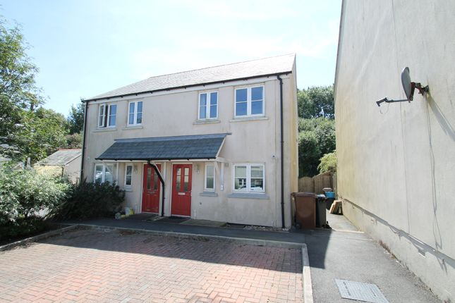 Thumbnail Semi-detached house for sale in Ember Road, Salcombe