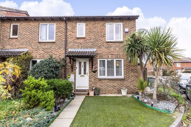 Thumbnail Terraced house for sale in Gale Close, Hampton