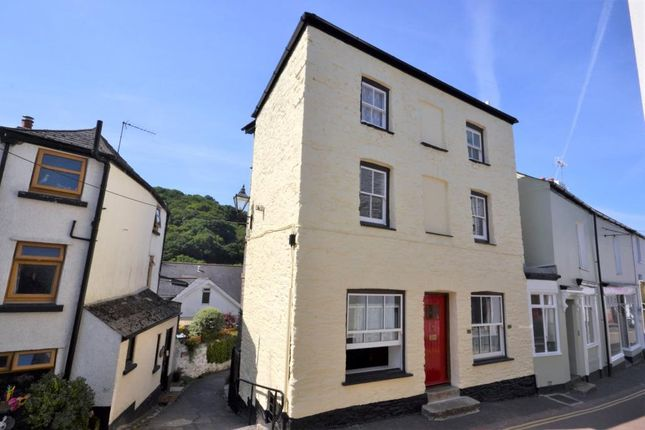 Thumbnail Link-detached house for sale in Fore Street, Calstock, Cornwall