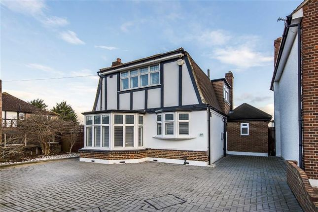Thumbnail Detached house for sale in Redway Drive, Whitton, Twickenham