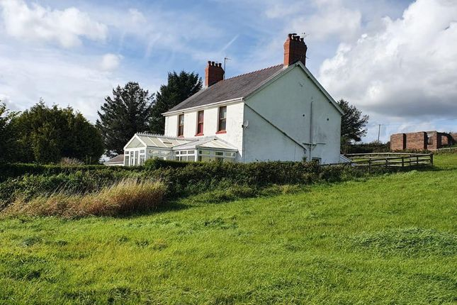 Thumbnail Farm for sale in Penygarn Road, Tycroes, Ammanford