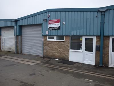 Thumbnail Light industrial to let in Unit 8, Windover Court, Windover Road, Huntingdon, Cambridgeshire