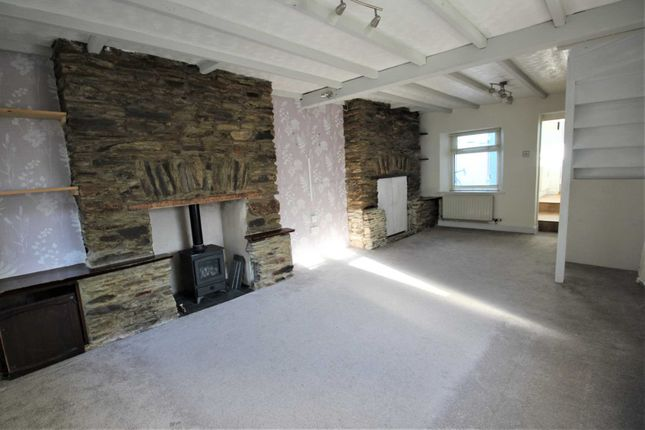 Thumbnail End terrace house to rent in Liskeard Road, Callington