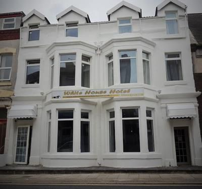 Thumbnail Hotel/guest house for sale in White House Hotel, 44/46, Hull Road, Blackpool, Lancashire