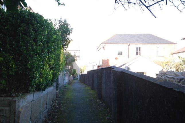 Terraced house for sale in Bellevue Terrace, Penzance