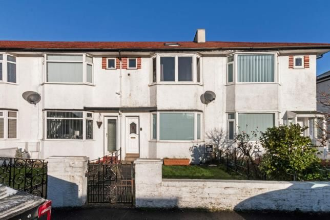 Thumbnail Terraced house for sale in Blythswood Crescent, Largs, North Ayrshire, Scotland
