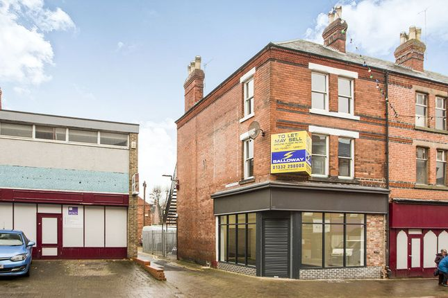 Thumbnail Flat to rent in Bath Street, Ilkeston