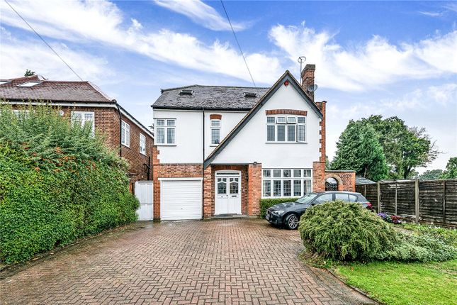 Thumbnail Detached house for sale in Spring Court Road, Enfield