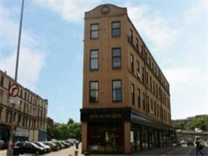 Thumbnail Flat to rent in 9 Clarendon Place, St. Georges Cross, Glasgow