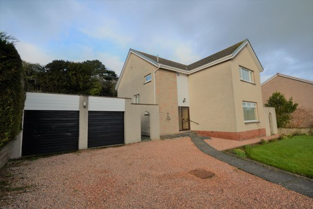 Thumbnail Flat to rent in Ramsay Crescent, Burntisland, Fife