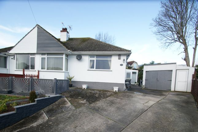 Thumbnail Semi-detached bungalow for sale in Colley End Road, Paignton