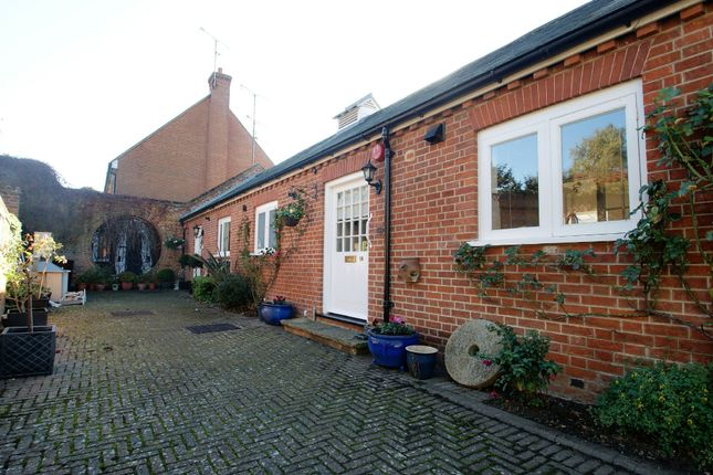 Thumbnail Terraced bungalow for sale in Seymour Mews, Sawbridgeworth