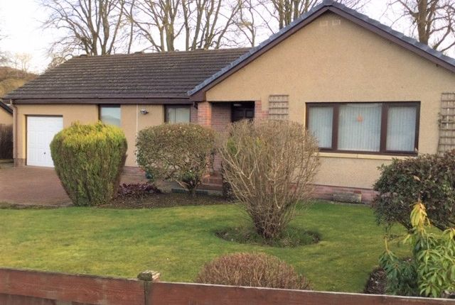 Thumbnail Bungalow to rent in Shawpark Crescent, Selkirk, Scottish Borders