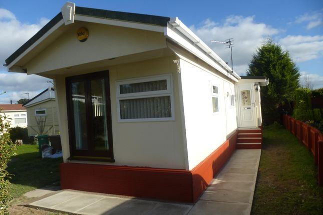 Thumbnail Mobile/park home to rent in Lee Green Lane, Church Minshull, Nantwich