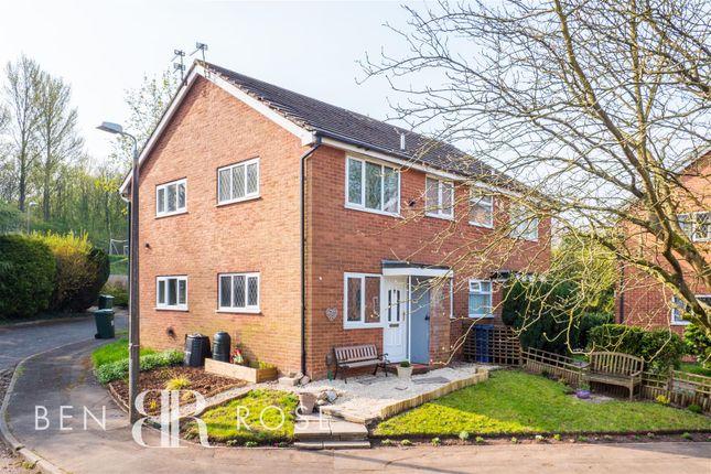 1 bed semi-detached house for sale in Carr Field, Bamber Bridge, Preston PR5