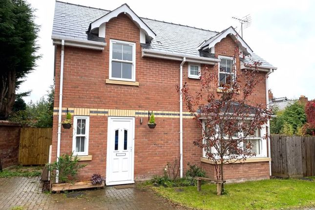 3 bed detached house to rent in Penn Grove Road, Holmer, Hereford HR1