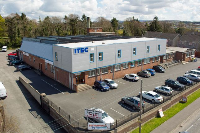 Thumbnail Business park for sale in Armagh Road, Newry