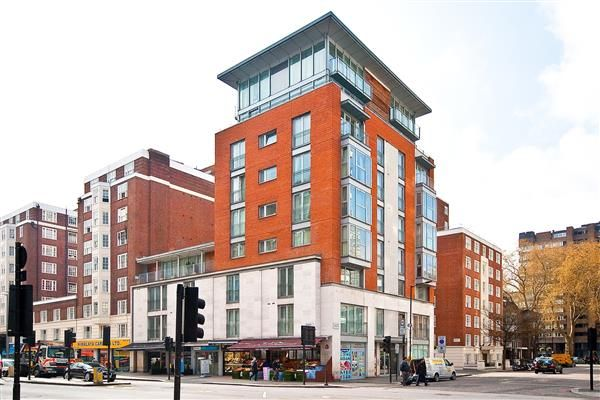 Exterior of Burwood Place, London W2