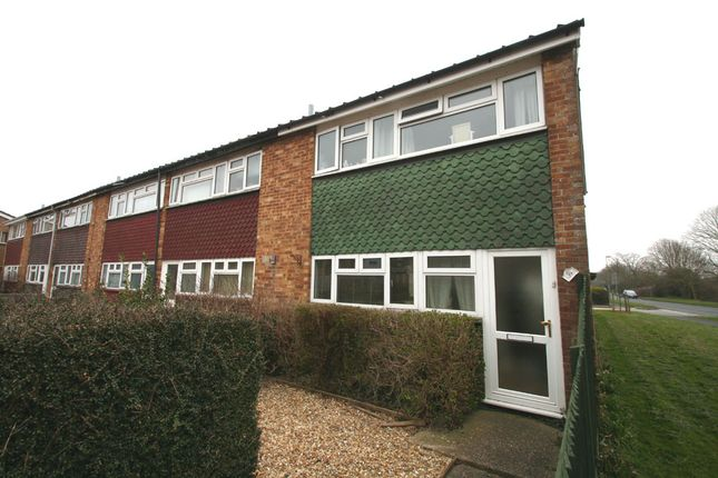Thumbnail Terraced house to rent in Crossfell Walk, Fareham