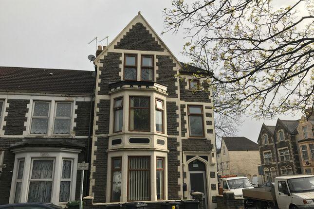 Thumbnail End terrace house for sale in Despenser Gardens, Cardiff