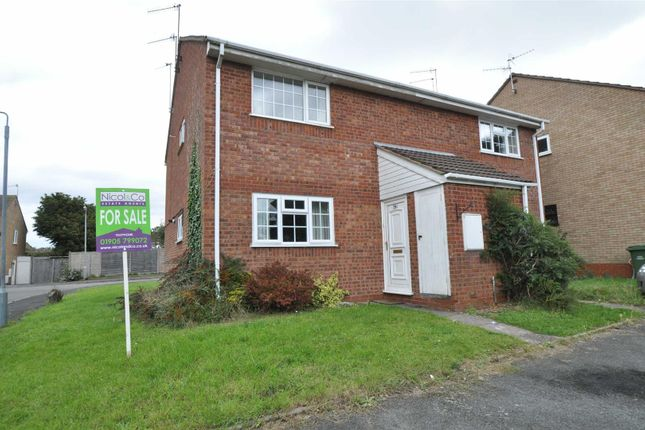 Thumbnail Maisonette to rent in Henley Drive, Droitwich