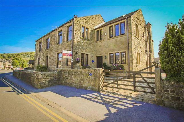 Thumbnail End terrace house for sale in Padiham Road, Sabden, Lancashire