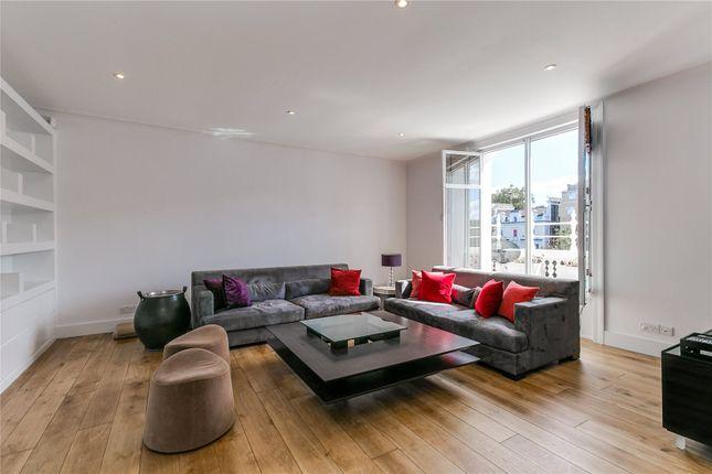 Thumbnail Flat to rent in Pembridge Square, London