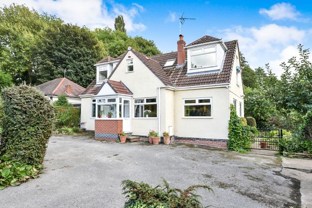 Thumbnail Detached bungalow for sale in Nottingham Road, Codnor, Ripley