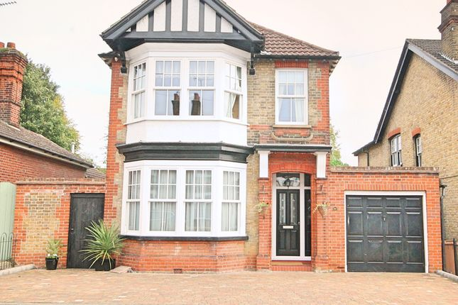 Thumbnail Detached house for sale in Park Avenue, Chelmsford