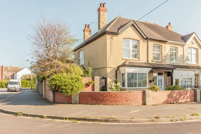 Thumbnail Semi-detached house for sale in Marlborough Villas, Sutton On Sea, Lincolnshire